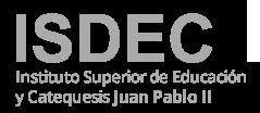 Logo ISDEC